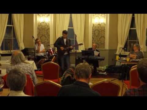 Jim Moray does George Michael covers -- Hartlepool Folk Fest 2018