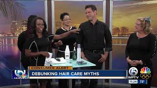 Debunking hair care myths