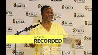 Mayor Florence Radzilani responds to claims implicating her in the VBS Mutual Bank scandal