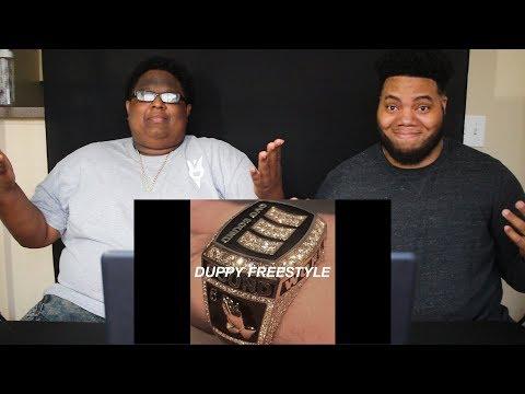 Drake - Duppy Freestyle (Pusha T & Kanye West Diss) | REACTION!!!!!!!!!