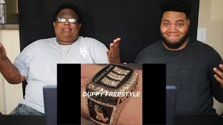 Drake - Duppy Freestyle (Pusha T & Kanye West Diss) | REACTION!!!!!!!!!