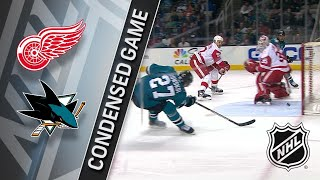 03/12/18 Condensed Game: Red Wings @ Sharks