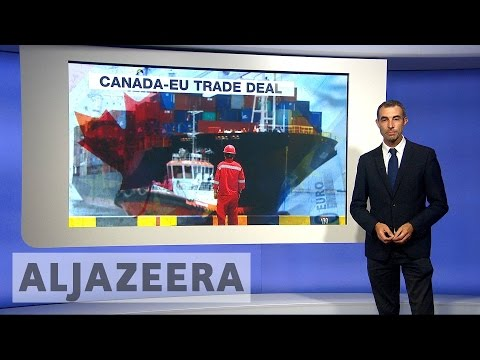 What is CETA?