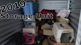 2019 Abandoned Storage Unit I bought Online