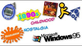 90s Childhood Throwbacks *NOSTALGIA*