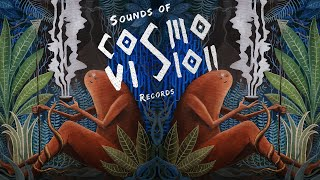 Sounds of Cosmovision Records (Mixed by Samaya) {Folktronica / Tribal Downtempo}