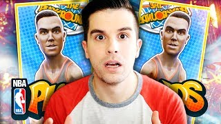 PLAY AS ME IN NBA PLAYGROUNDS!! I'M IN THE GAME!!