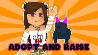 Adopt And Troll|Adopt And Raise a Baby(Roblox)