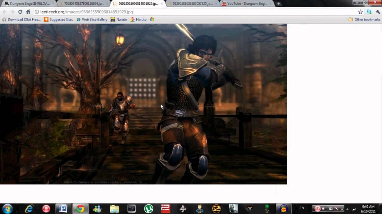 dungeon siege 4 free download