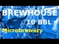BREWHOUSE! Microbrewery 10bbl