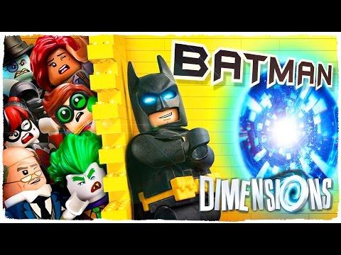 👉 LA DIMENSIÓN DE LEGO BATMAN LA PELÍCULA - LEGO DIMENSIONS 2