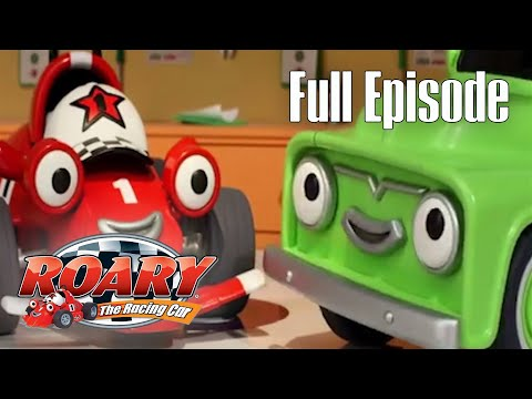 Roary The Racing Car Official | Manners Please | NEW EPISODES | Cartoons For Kids | Full Episodes