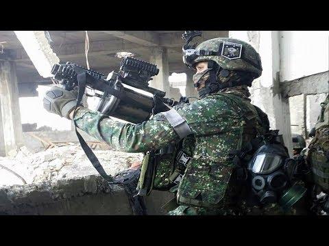 Multi-shot 40mm Grenade Launcher Acquisition Philippine Army