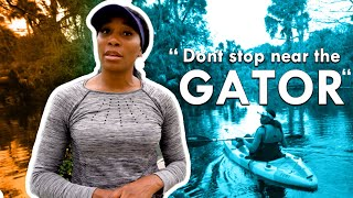 Prepping for the Australian Open with a Kayaking Adventure | Venus Williams