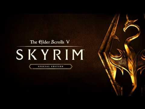 Skyrim Special Edition Intro
