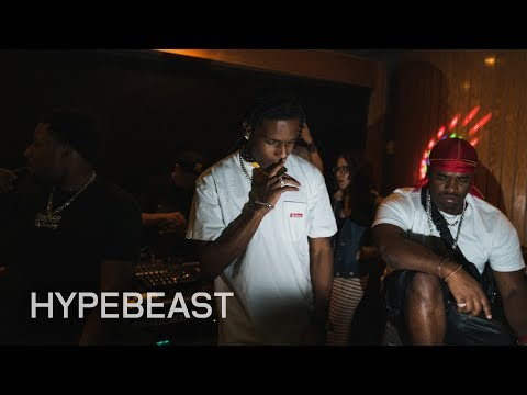 Inside the A$AP Mob Cozy Tapes Vol. 2 Listening Party