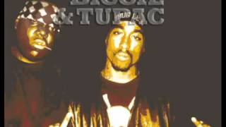 2Pac \u0026 Biggie - Psychos (Lyrics)