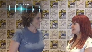 Aliens 30th Anniversary | Sigourney Weaver Interview
