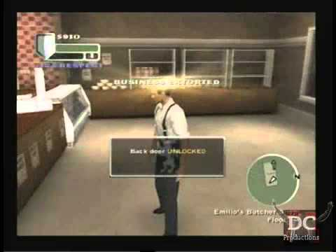 Download Download The Godfather The Game  Ps2  2 The Enforcer This Is Mission 2 The Enforcer From The Godfath