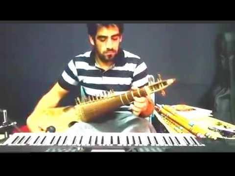 Niaz Hunzai   Rabab instrumental   Ghar aaya mere pardesi (GB Talent)