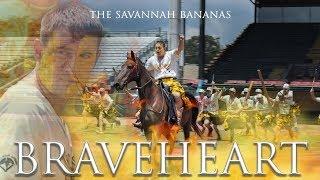 Braveheart - The Savannah Bananas | Return of the Kilts