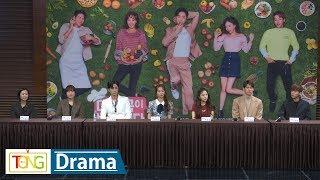SNSD YURI(유리) '대장금이 보고있다' 제작발표회 -Q&A- (Dae Jang Geum Is Watching, Girl's Generation, 신동욱)