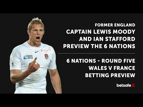 France v Wales 6 Nations Preview round 5 -  Lewis Moody