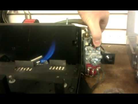 Empire Vent Free Pilot Lighting Model Vfsr 3gp Youtube