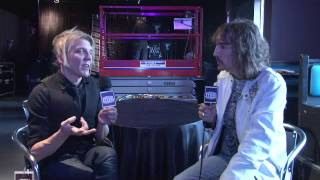 BackstageAxxess interviews Mikko Sirén from Apocalyptica.