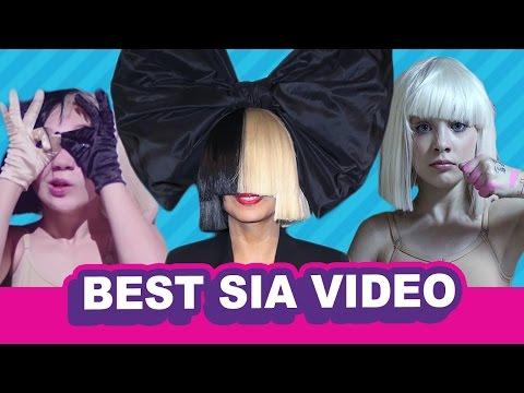 Best Sia Music Videos (Debatable)