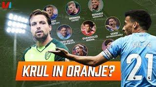 'David Luiz Moet Kaal En Vardy Scoort Evenveel Als Sergio Agüero'