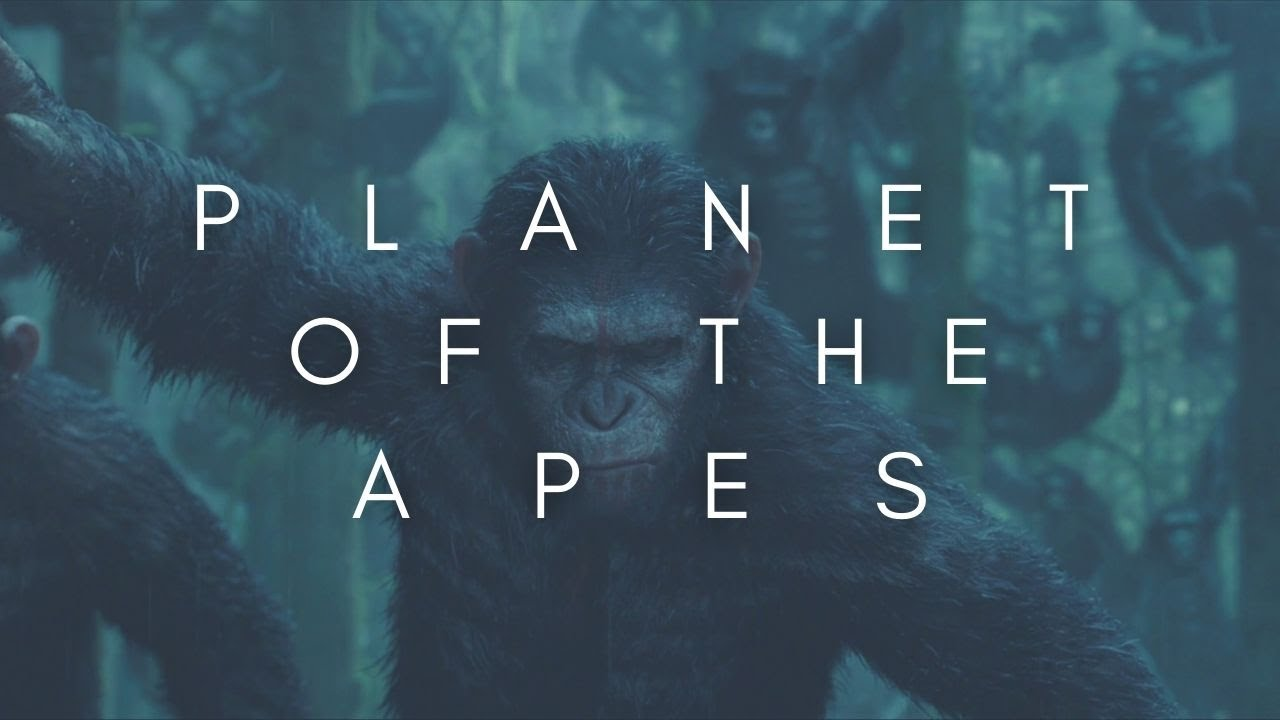 The Beauty Of Planet Of The Apes trilogy