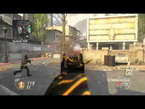 THE INVADER I - Black Ops II Game Clip