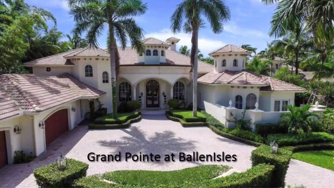 Ballenisles homes for sale palm beach gardens real Palm beach gardens homes for sale