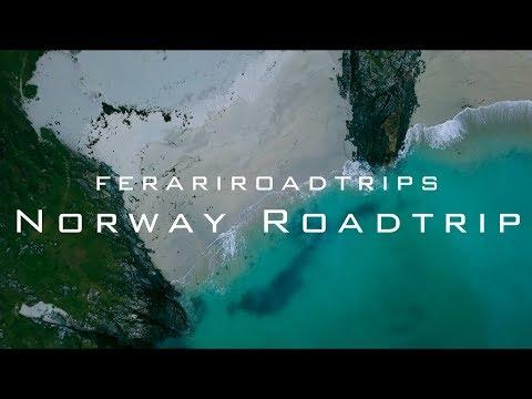 NORTHERN LIGHTS - NORWAY ROAD TRIP - Travel Video