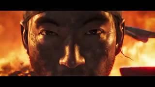Ghost of Tsushima   Русский трейлер игры Озвучка от Звук вокруг, 2018