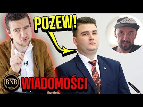 Vega POZWANY za film Polityka Przez Misiewicza  WIADOMOŚCI