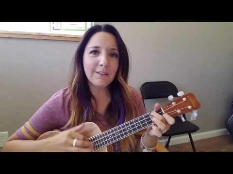 Ingrid Michaelson - Maybe - Cover Song - Ukulele