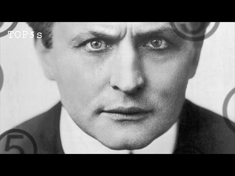 5 Things You May Not Have Known About Houdini