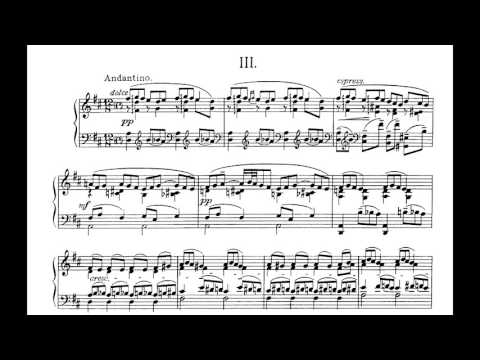 Sergei Bortkiewicz ‒ 10 Preludes Op. 33