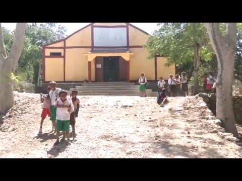 Atauro Island Mountain Village School