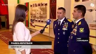 В Баку подвели итоги соревнований на звание лучших командиров батальонов