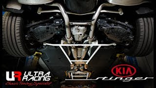 2018 KIA STINGER CHASSIS TUNING | ULTRA RACING