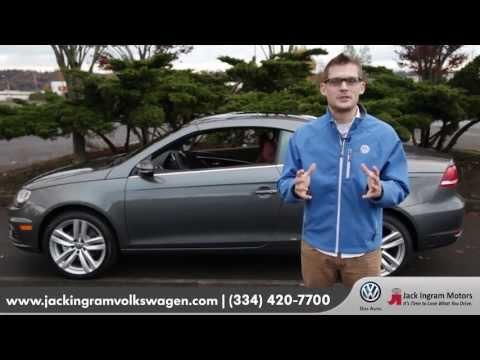 2013 Volkswagen EOS Walkaround | Jack Ingram VW - Montgomery Volkswagen dealer