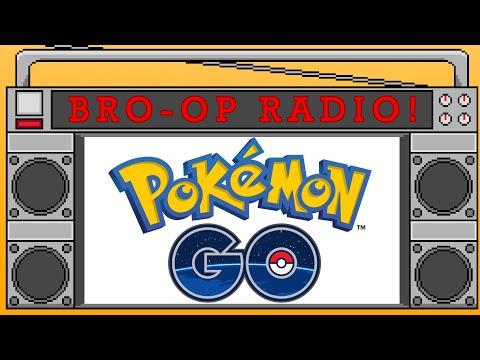 Pokémon GO F**k Yourself, San Diego (Bro-Op Radio 012)