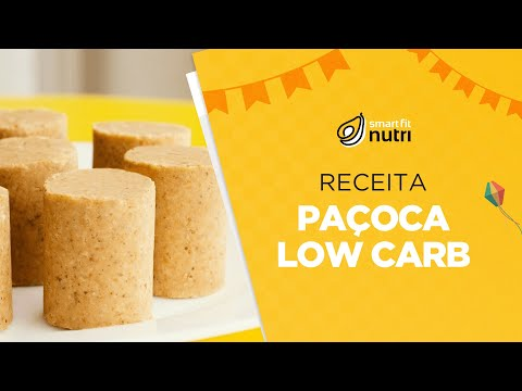 Paçoca Low Carb | Smart Fit Nutri
