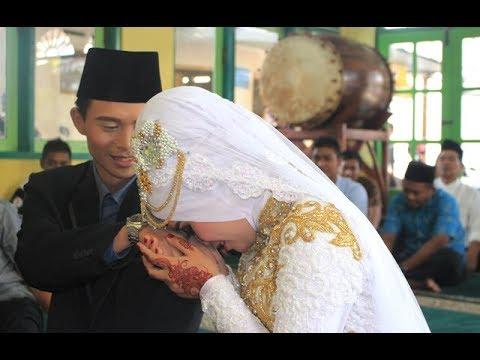 01 : Ijab Qobul & Rangkaian Pernikahan Lik Alif W Dgn Reza NA2