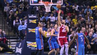Top 10 NBA Plays: November 16th