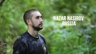 The 12th World Karate Championship Nazar Nasirov Russia No.80 第12...