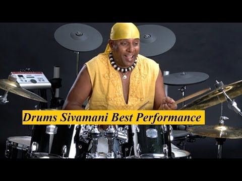 Drums Sivamani BEST performance